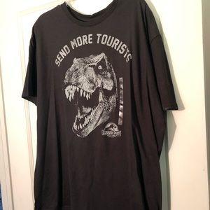 Jurassic World T Shirt XL NWT